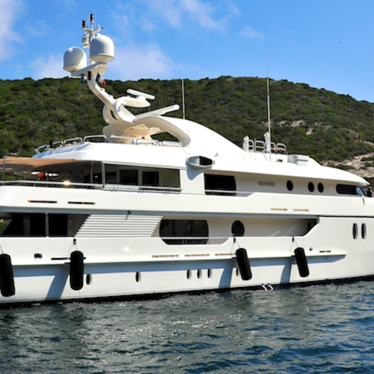 Large Boat Fenders : Super yacht fenders large rubber